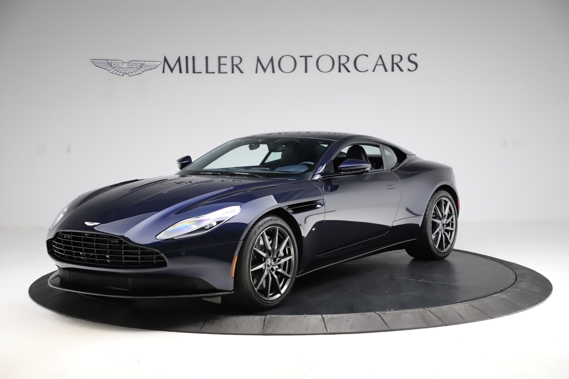 Used 2017 Aston Martin DB11 for sale $159,900 at Bentley Greenwich in Greenwich CT 06830 1