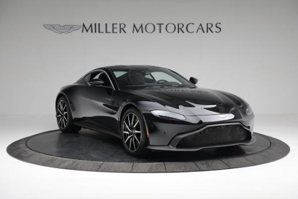 Used 2019 Aston Martin Vantage Coupe for sale $129,900 at Bentley Greenwich in Greenwich CT 06830 10