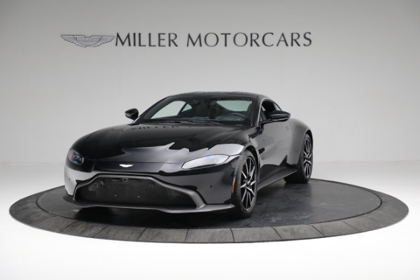 Used 2019 Aston Martin Vantage for sale $126,900 at Bentley Greenwich in Greenwich CT 06830 12
