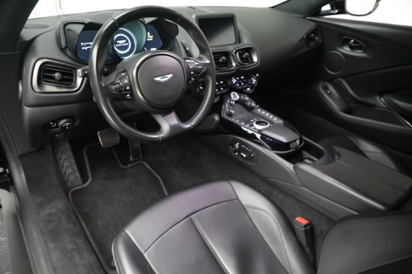 Used 2019 Aston Martin Vantage for sale $126,900 at Bentley Greenwich in Greenwich CT 06830 13