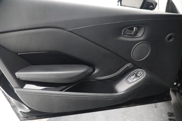 Used 2019 Aston Martin Vantage for sale $126,900 at Bentley Greenwich in Greenwich CT 06830 16