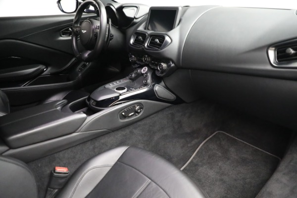 Used 2019 Aston Martin Vantage Coupe for sale $129,900 at Bentley Greenwich in Greenwich CT 06830 18