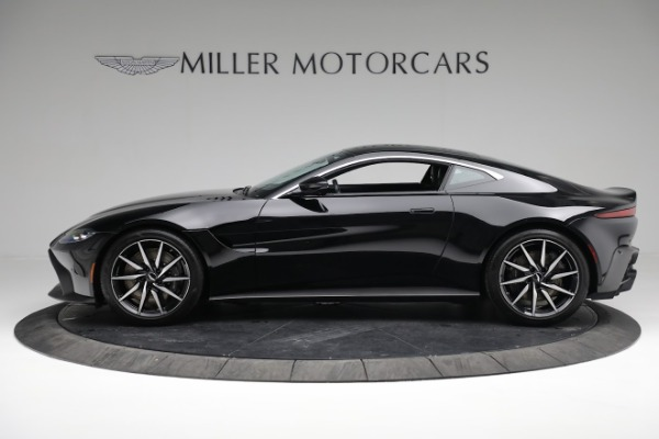 Used 2019 Aston Martin Vantage Coupe for sale $129,900 at Bentley Greenwich in Greenwich CT 06830 2