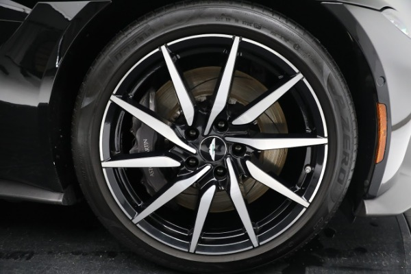 Used 2019 Aston Martin Vantage Coupe for sale $129,900 at Bentley Greenwich in Greenwich CT 06830 21