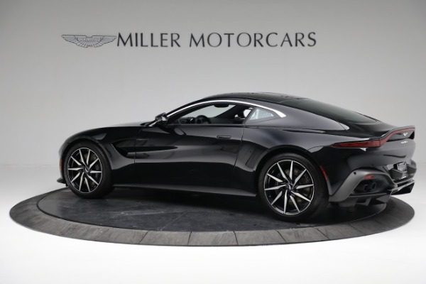 Used 2019 Aston Martin Vantage Coupe for sale $129,900 at Bentley Greenwich in Greenwich CT 06830 3