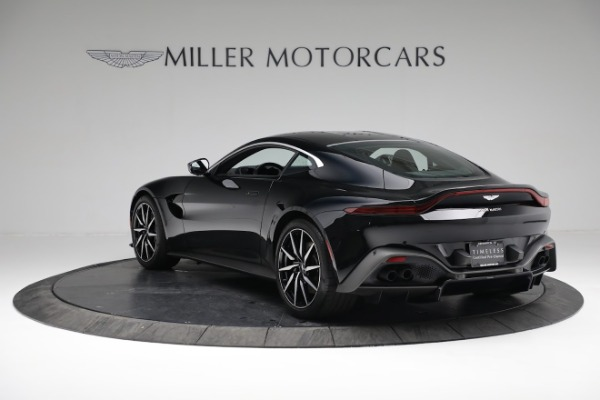 Used 2019 Aston Martin Vantage for sale $126,900 at Bentley Greenwich in Greenwich CT 06830 4