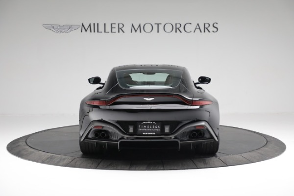 Used 2019 Aston Martin Vantage for sale $126,900 at Bentley Greenwich in Greenwich CT 06830 5