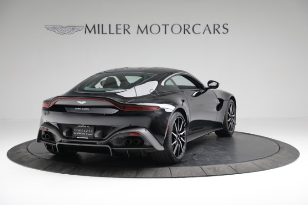 Used 2019 Aston Martin Vantage Coupe for sale $129,900 at Bentley Greenwich in Greenwich CT 06830 6