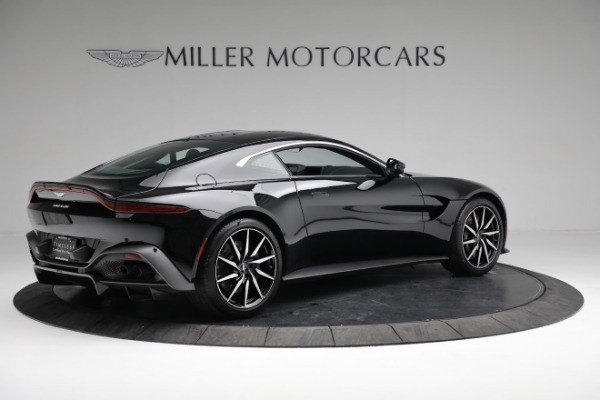Used 2019 Aston Martin Vantage for sale $126,900 at Bentley Greenwich in Greenwich CT 06830 7