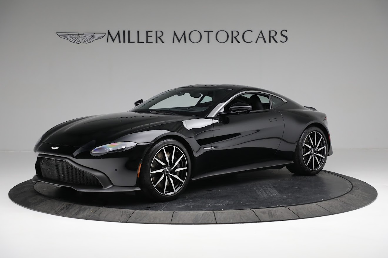 Used 2019 Aston Martin Vantage for sale $133,900 at Bentley Greenwich in Greenwich CT 06830 1