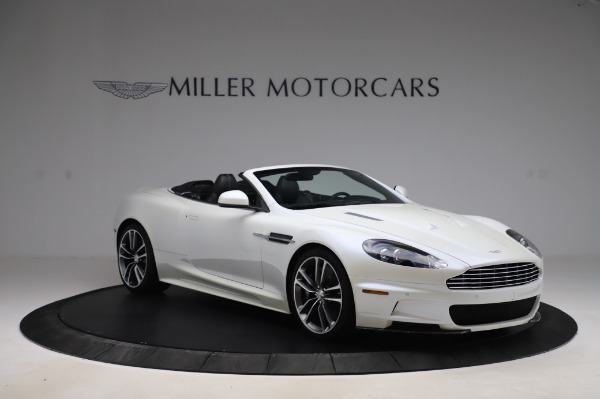 Used 2010 Aston Martin DBS Volante for sale $89,900 at Bentley Greenwich in Greenwich CT 06830 10