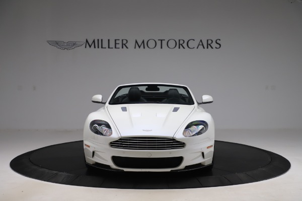 Used 2010 Aston Martin DBS Volante for sale $89,900 at Bentley Greenwich in Greenwich CT 06830 11