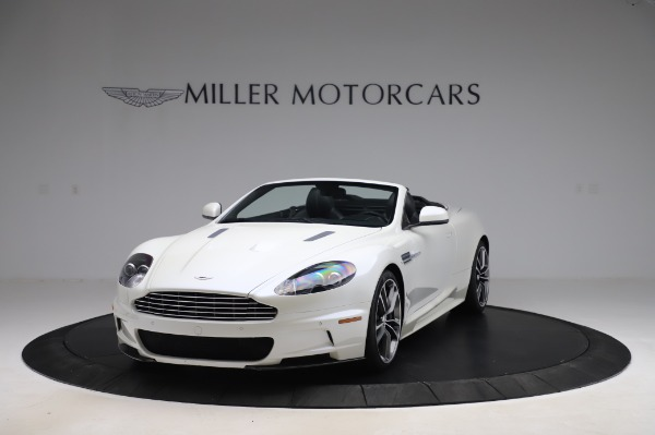 Used 2010 Aston Martin DBS Volante for sale $89,900 at Bentley Greenwich in Greenwich CT 06830 12