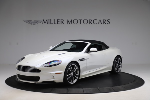 Used 2010 Aston Martin DBS Volante for sale $89,900 at Bentley Greenwich in Greenwich CT 06830 13