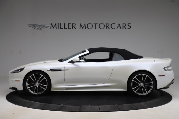 Used 2010 Aston Martin DBS Volante for sale $89,900 at Bentley Greenwich in Greenwich CT 06830 14