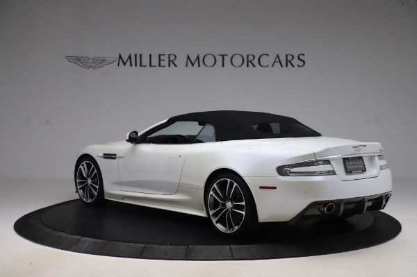 Used 2010 Aston Martin DBS Volante for sale $89,900 at Bentley Greenwich in Greenwich CT 06830 15
