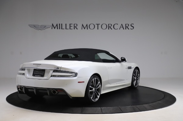 Used 2010 Aston Martin DBS Volante for sale $89,900 at Bentley Greenwich in Greenwich CT 06830 16