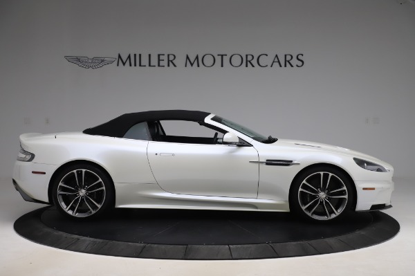 Used 2010 Aston Martin DBS Volante for sale $89,900 at Bentley Greenwich in Greenwich CT 06830 17