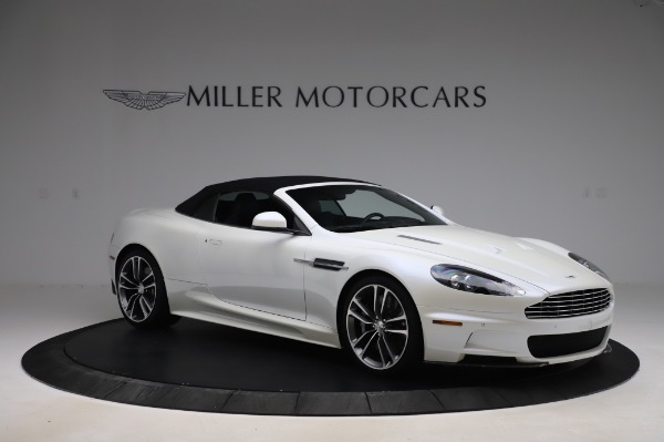 Used 2010 Aston Martin DBS Volante for sale $89,900 at Bentley Greenwich in Greenwich CT 06830 18
