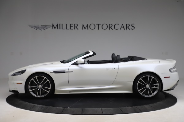 Used 2010 Aston Martin DBS Volante for sale $89,900 at Bentley Greenwich in Greenwich CT 06830 2