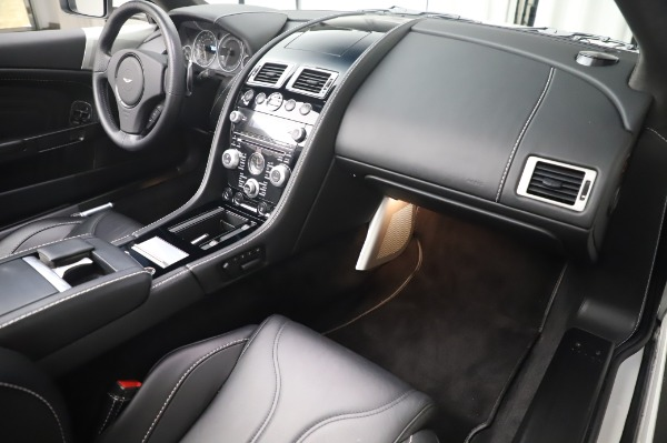 Used 2010 Aston Martin DBS Volante for sale $89,900 at Bentley Greenwich in Greenwich CT 06830 27