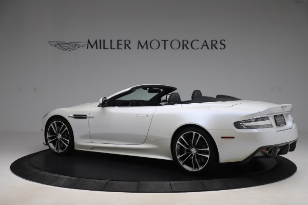Used 2010 Aston Martin DBS Volante for sale $89,900 at Bentley Greenwich in Greenwich CT 06830 3