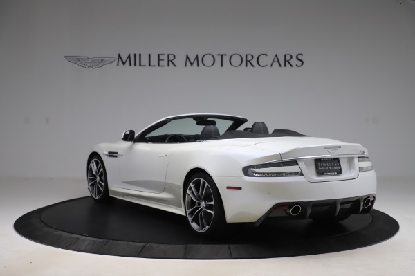 Used 2010 Aston Martin DBS Volante for sale $89,900 at Bentley Greenwich in Greenwich CT 06830 4