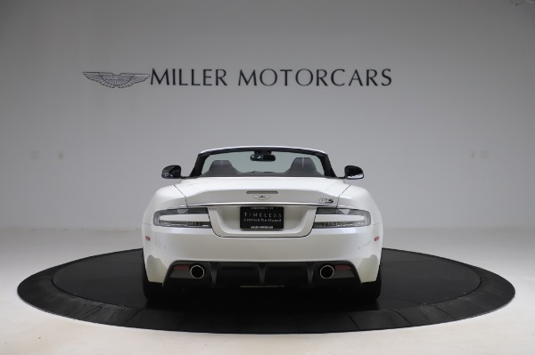 Used 2010 Aston Martin DBS Volante for sale $89,900 at Bentley Greenwich in Greenwich CT 06830 5