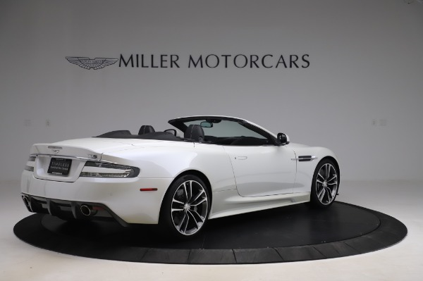 Used 2010 Aston Martin DBS Volante for sale $89,900 at Bentley Greenwich in Greenwich CT 06830 7