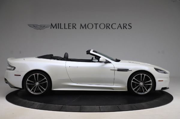 Used 2010 Aston Martin DBS Volante for sale $89,900 at Bentley Greenwich in Greenwich CT 06830 8