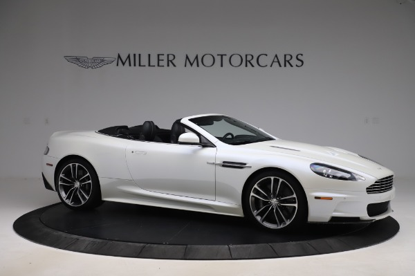 Used 2010 Aston Martin DBS Volante for sale $89,900 at Bentley Greenwich in Greenwich CT 06830 9