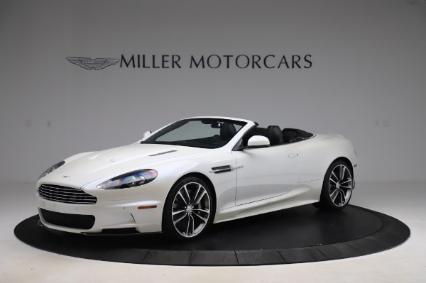 Used 2010 Aston Martin DBS Volante for sale $89,900 at Bentley Greenwich in Greenwich CT 06830 1