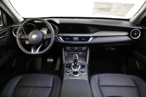 New 2020 Alfa Romeo Stelvio Ti Q4 for sale $52,445 at Bentley Greenwich in Greenwich CT 06830 16
