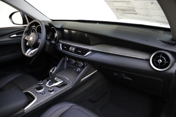 New 2020 Alfa Romeo Stelvio Ti Q4 for sale $52,445 at Bentley Greenwich in Greenwich CT 06830 23