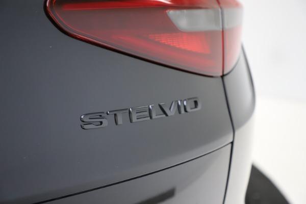 New 2020 Alfa Romeo Stelvio Ti Q4 for sale $52,445 at Bentley Greenwich in Greenwich CT 06830 28