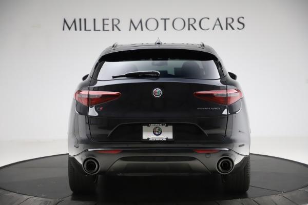 New 2020 Alfa Romeo Stelvio Ti Q4 for sale $52,445 at Bentley Greenwich in Greenwich CT 06830 6
