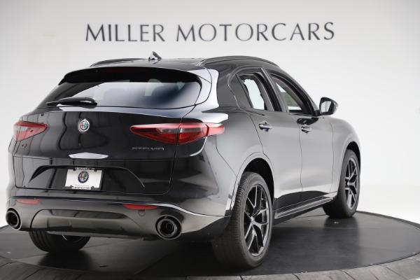 New 2020 Alfa Romeo Stelvio Ti Q4 for sale $52,445 at Bentley Greenwich in Greenwich CT 06830 7