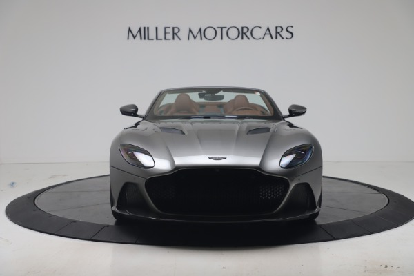 New 2020 Aston Martin DBS Superleggera Volante for sale $375,916 at Bentley Greenwich in Greenwich CT 06830 11