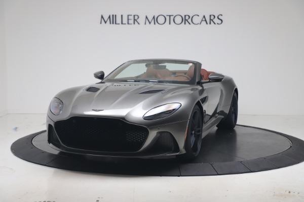 New 2020 Aston Martin DBS Superleggera Volante for sale $375,916 at Bentley Greenwich in Greenwich CT 06830 12