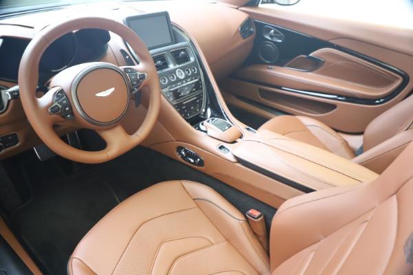 New 2020 Aston Martin DBS Superleggera Volante for sale $375,916 at Bentley Greenwich in Greenwich CT 06830 13