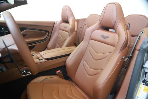 New 2020 Aston Martin DBS Superleggera Volante for sale $375,916 at Bentley Greenwich in Greenwich CT 06830 16