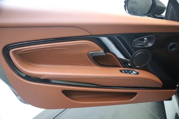 New 2020 Aston Martin DBS Superleggera Volante for sale $375,916 at Bentley Greenwich in Greenwich CT 06830 18