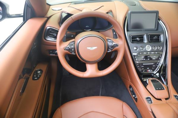 New 2020 Aston Martin DBS Superleggera Volante for sale $375,916 at Bentley Greenwich in Greenwich CT 06830 19