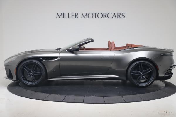 New 2020 Aston Martin DBS Superleggera Volante for sale $375,916 at Bentley Greenwich in Greenwich CT 06830 2