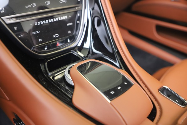 New 2020 Aston Martin DBS Superleggera Volante for sale $375,916 at Bentley Greenwich in Greenwich CT 06830 20