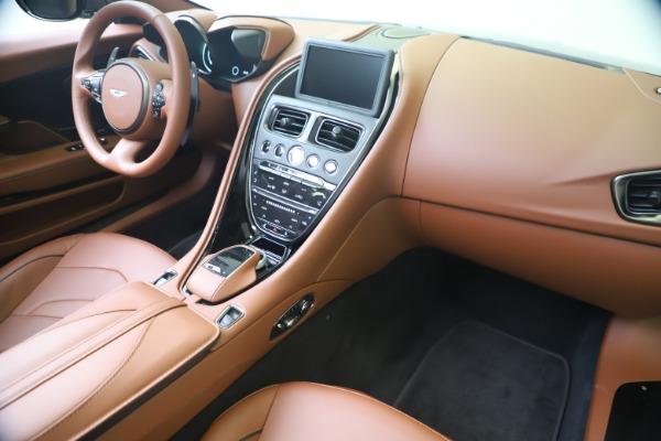 New 2020 Aston Martin DBS Superleggera Volante for sale $375,916 at Bentley Greenwich in Greenwich CT 06830 21