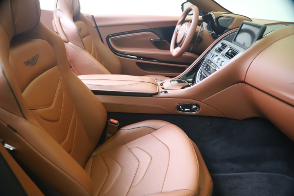 New 2020 Aston Martin DBS Superleggera Volante for sale $375,916 at Bentley Greenwich in Greenwich CT 06830 22