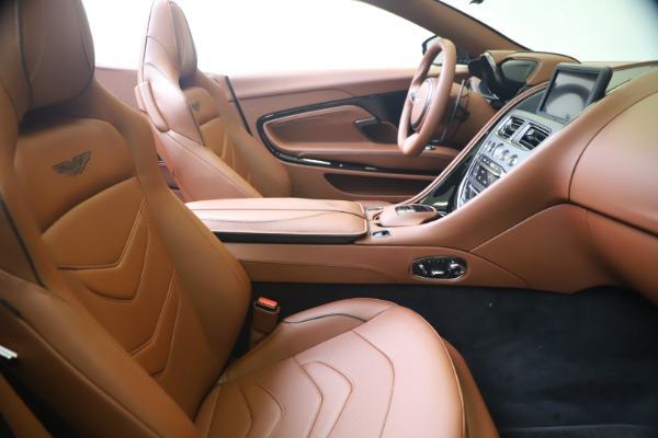 New 2020 Aston Martin DBS Superleggera Volante for sale $375,916 at Bentley Greenwich in Greenwich CT 06830 23