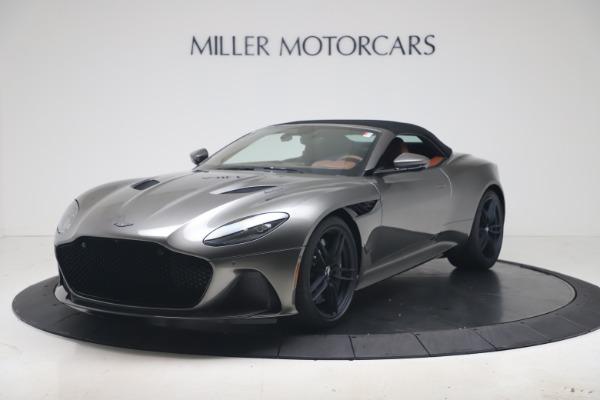 New 2020 Aston Martin DBS Superleggera Volante for sale $375,916 at Bentley Greenwich in Greenwich CT 06830 26