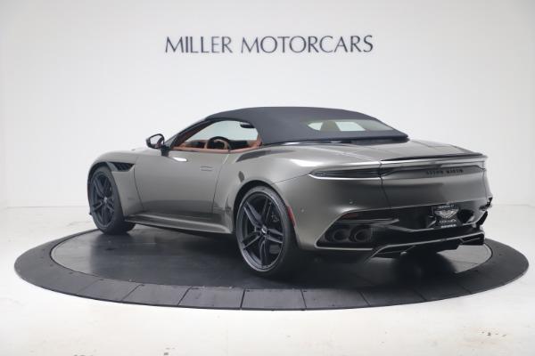 New 2020 Aston Martin DBS Superleggera Volante for sale $375,916 at Bentley Greenwich in Greenwich CT 06830 28